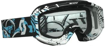 Scott 89Si Pro Youth swell black/blue