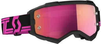 Scott Fury Black/Pink/Pink Chrome