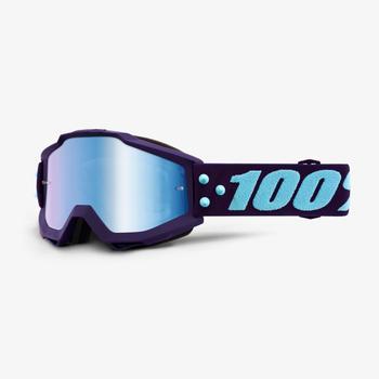 100% The Accuri Maneuver/Blue Lens