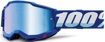 100% Accuri 2 Blue/Blue Lens