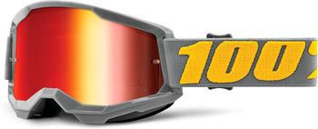 100% Strata 2 Izipizi/Gold Lens