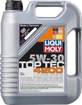 Liqui Moly Top Tec 4200 5W-30 (1 l)