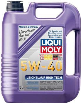 Liqui Moly Leichtlauf High Tech 5W-40 (1 l)