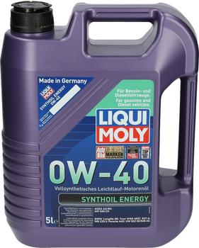 Liqui Moly Synthoil Energy 0W-40 (5 l)