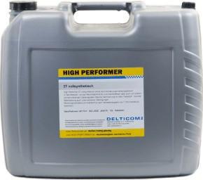 High Performer 2-Takt-Öl vollsynthetisch (20 l)