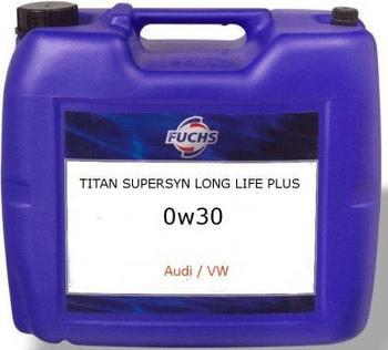 Fuchs Titan Supersyn Longlife Plus 0W-30 (20 l)