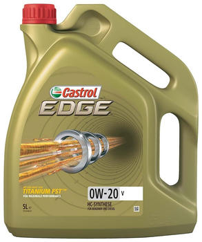 Castrol Edge 0W-20 V (5 l)