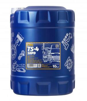 Mannol TS-4 SHPD 15W-40 (10 l)