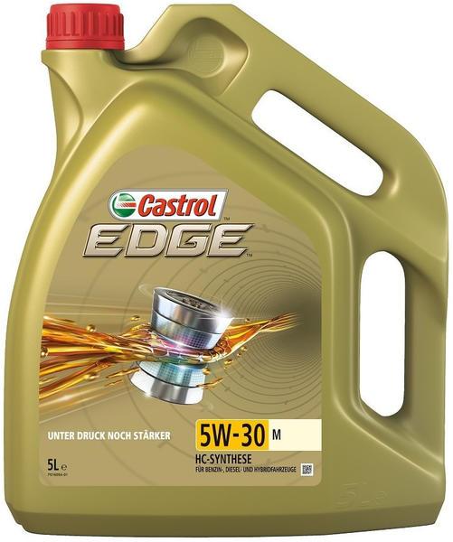 Castrol EDGE 5W-30 M (5 l)