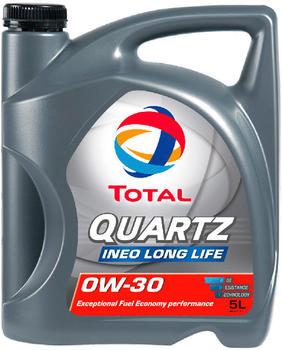 TOTAL QUARTZ INEO Longlife 0W-30 (5 l)