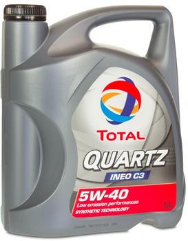 TOTAL QUARTZ INEO C3 5W-40 (5 l)