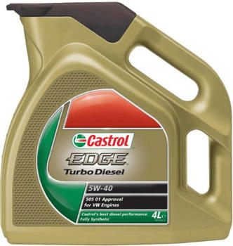 Castrol Edge Turbo Diesel 5W-40 (4 l)