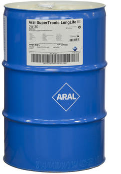 Aral Super Tronic Longlife 3 5W-30 (60 l)