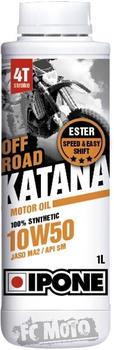 Ipone Katana Off-Road 10W50 1L