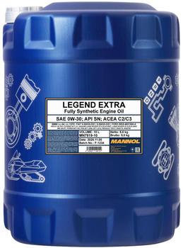 Mannol Legend Extra 7919 SAE 0W-30 10l