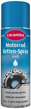 Caramba Motorrad-Kettenspray weiß (300 ml)