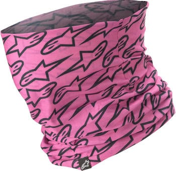 Alpinestars Neck Tube Astars Pink