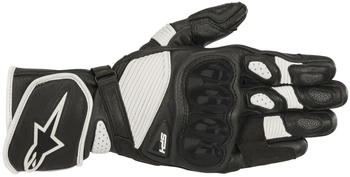 Alpinestars SP-1 v2 Handschuhe schwarz/weiss