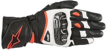 Alpinestars Stella SP-1 v2 Handschuhe schwarz/weiss/rot