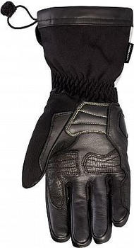 Spidi Nk3 H2out Leather Gloves Black/Grey