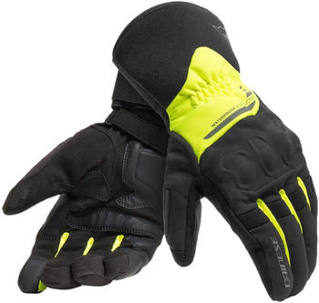 Dainese X-Tourer D-dry black/yellow fluo