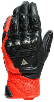 Dainese 4-Stroke 2 Gloves Black/Fluo-Red