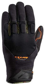 IXON RS Spring Black/Kaki/Orange