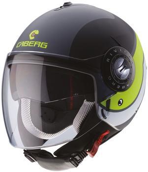 Caberg Riviera V3 Sway schwarz/gelb