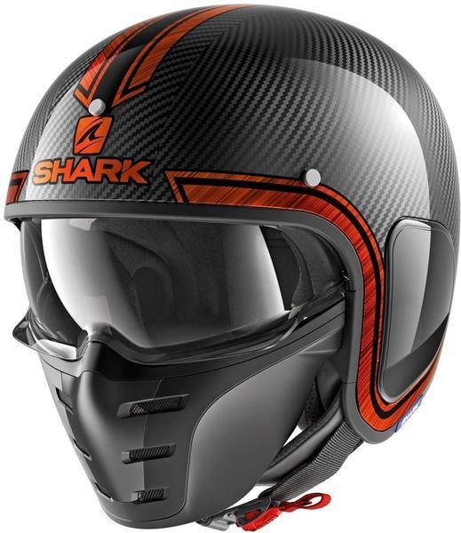 SHARK S-Drak Vinta orange