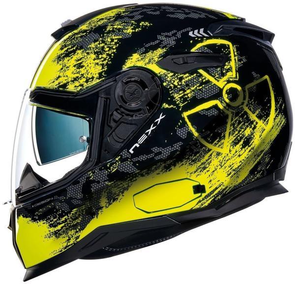 Nexx SX.100 Toxic schwarz/gelb