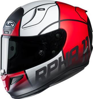 HJC RPHA 11 weiß/rot