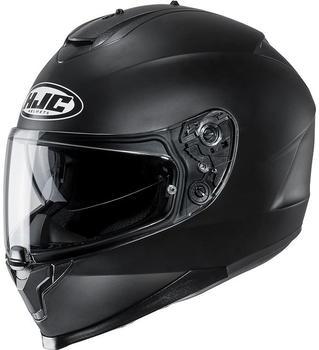 HJC C 70 Semi Flat black