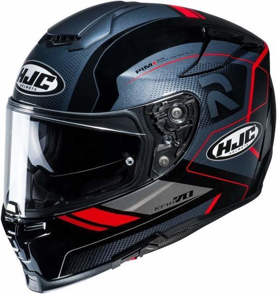 Motorradhelm HJC C90 Grau//CR SILVER XS Grau
