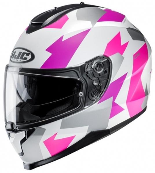 HJC C 70 Valon pink