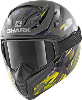SHARK Vancore 2 Kanhji anthracite/yellow/black