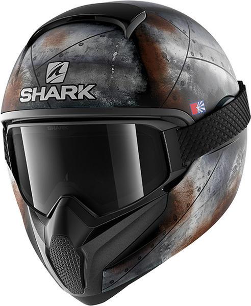 SHARK Vancore 2 Flare mat/black/anthracite/orange