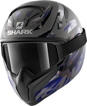 SHARK Vancore 2 Kanhji anthracite/black/blue