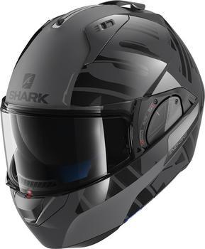 SHARK Evo-One 2 Lithion Dual Anthracite Black