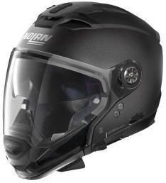 Nolan N70-2 GT Special N-Com black graphite 9