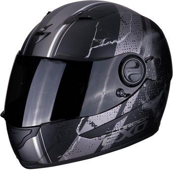 Scorpion Exo-490 Dar Black Silver