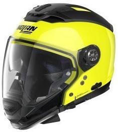 Nolan N70-2 GT Hi Visibility n-com Fluo Yellow 22