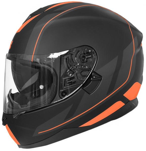 IXS 1100 2.1 schwarz/orange