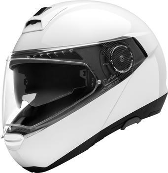 Schuberth C4 Pro glänzend weiß