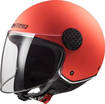 LS2 OF558 Sphere Lux Solid Matt Fluo Orange