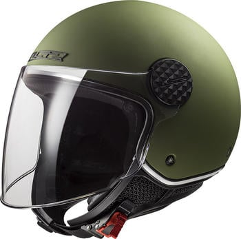 LS2 OF558 Sphere Lux Solid Matt Military Green