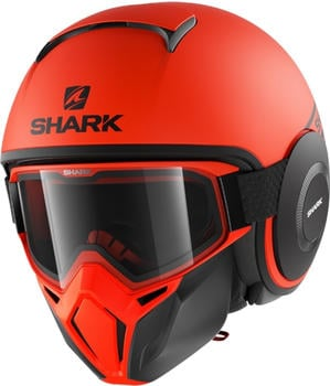 SHARK Street Drak Neon orange
