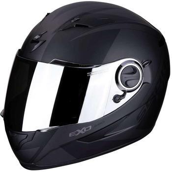 Scorpion Exo-490 Pace matt schwarz/silber