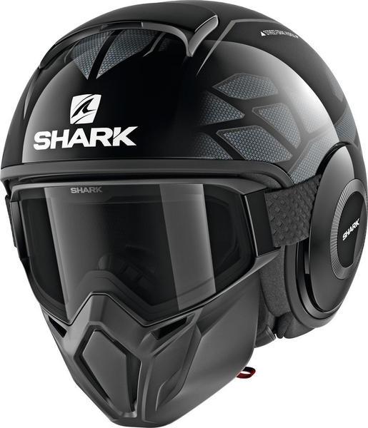 SHARK Street Drak Hurok schwarz/silber