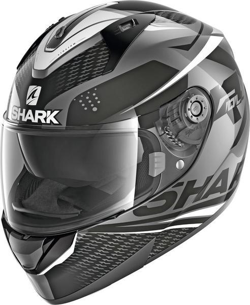 SHARK Ridill Stratom Grey/Black/White