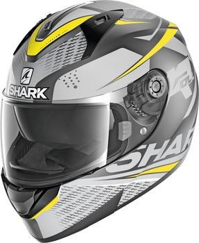 SHARK Ridill Stratom Mat Grey/Yellow